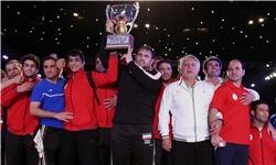 قهرمانی ایران در کشتی آزاد 2015 آمریکا